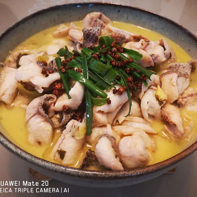家常酸菜鱼简单做法,鱼好吃汤更好喝哦