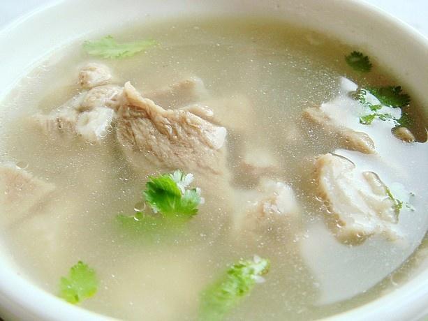清炖羊肉汤的做法家常做法