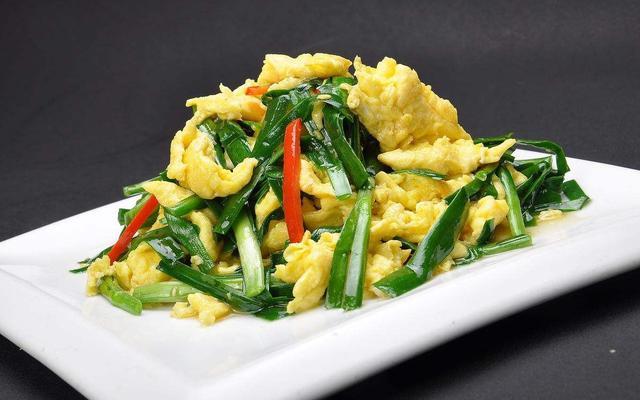 韭菜炒鸡蛋有什么妙招呢?