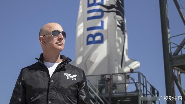 贝佐斯辞职专心打造火箭,能追上马斯克吗?地球富豪太空梦大比拼